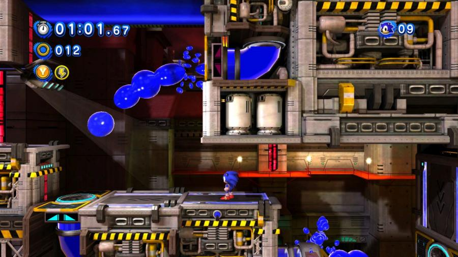Sonic Generations Screenshot 1