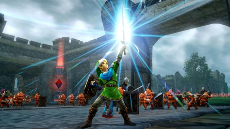 Hyrule Warriors - Wii U Download Code Screenshot 6
