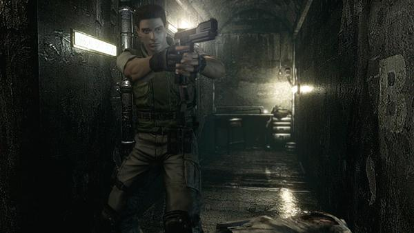 Resident Evil HD Remaster Screenshot 2