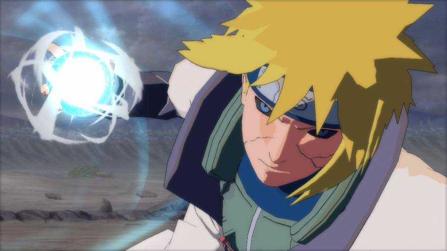 Naruto Shippuden Ultimate Ninja Storm - Revolution Screenshot 5