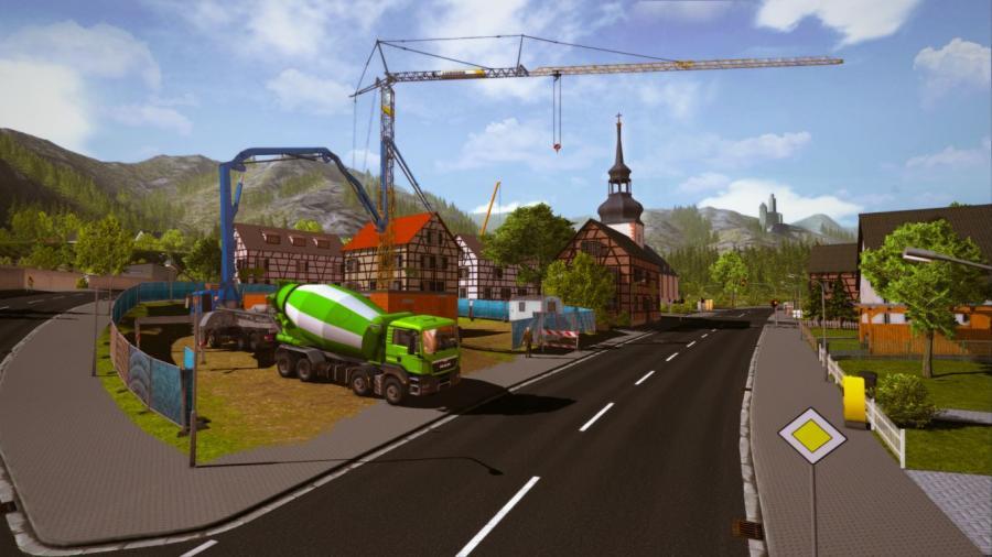 Construction Simulator 2015 - скачать бесплатно торрент