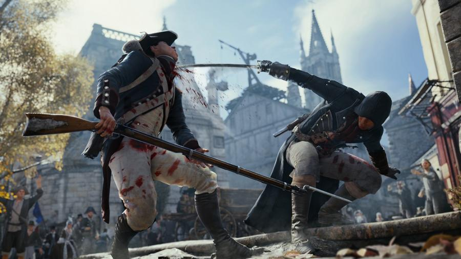 Assassin's Creed Unity - Clé Xbox One Screenshot 3