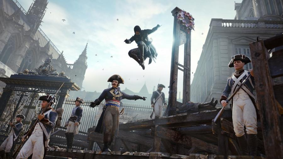 Assassin's Creed Unity - Clé Xbox One Screenshot 4