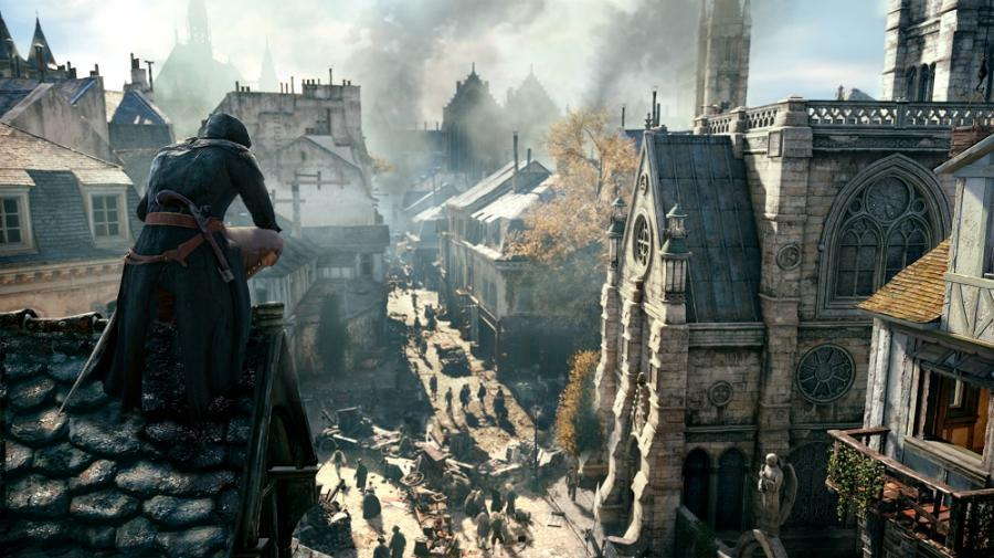 Assassin's Creed Unity - Clé Xbox One Screenshot 1