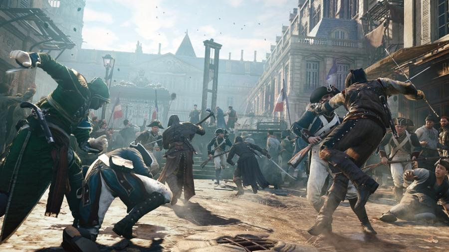 Assassin's Creed Unity - Clé Xbox One Screenshot 7