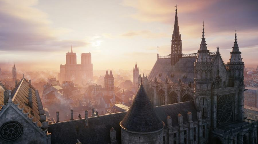 Assassin's Creed Unity - Clé Xbox One Screenshot 2