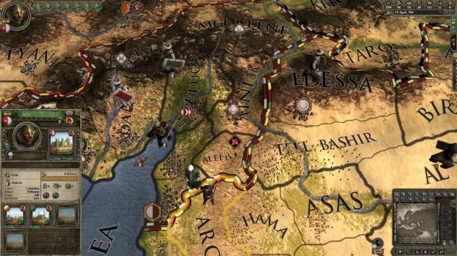 Crusader Kings II - Charlemagne (extension) Screenshot 6