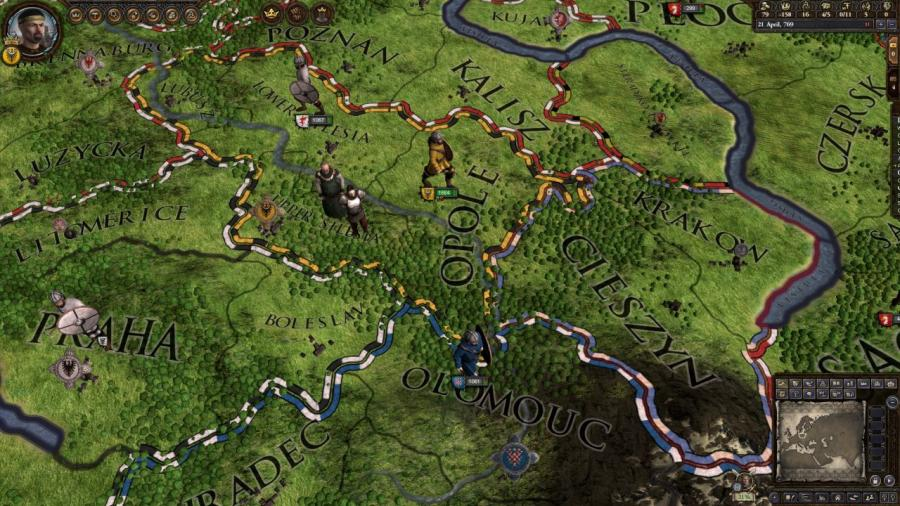 Crusader Kings II - Charlemagne (extension) Screenshot 4