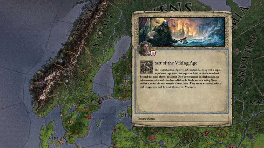 Crusader Kings II - Charlemagne (extension) Screenshot 3