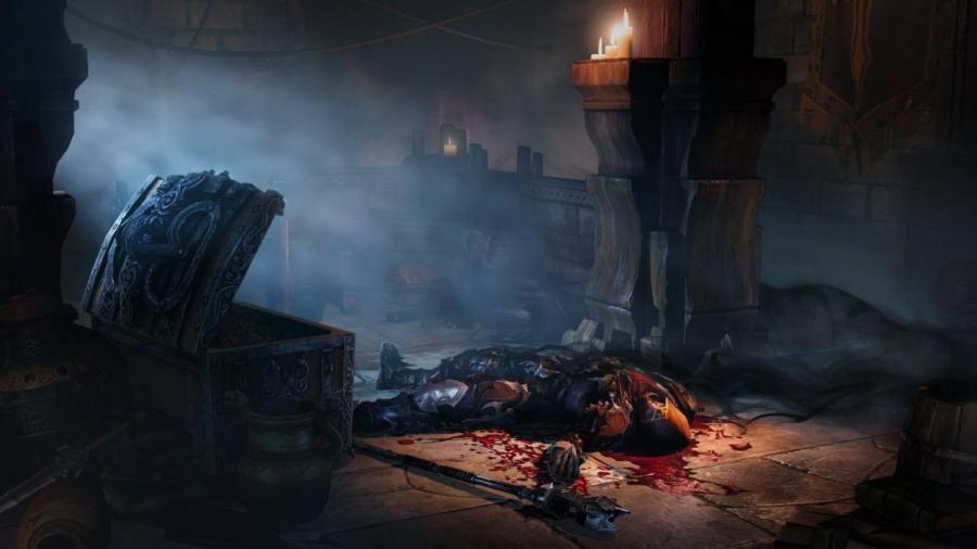 Lords of the Fallen - Monk Decipher DLC Screenshot 7