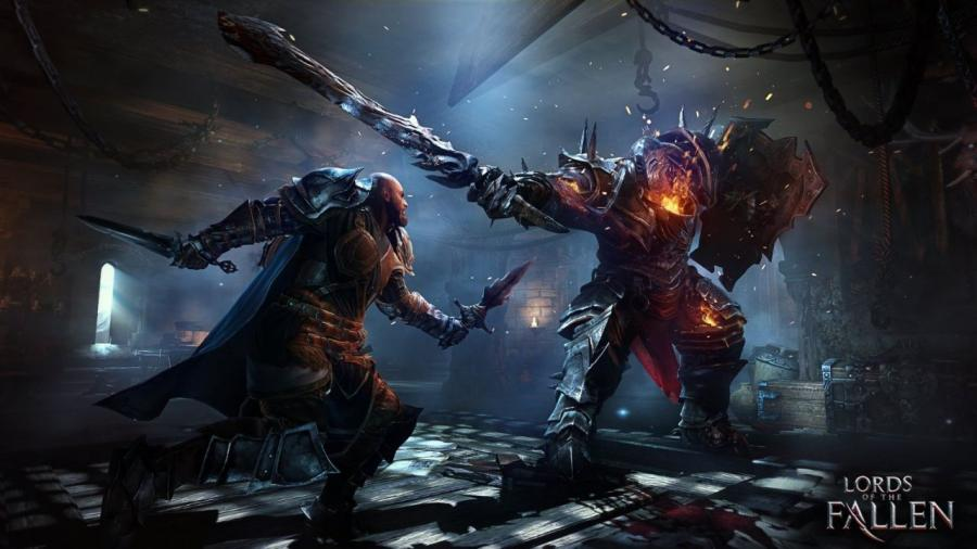 Lords of the Fallen - Monk Decipher DLC Screenshot 5