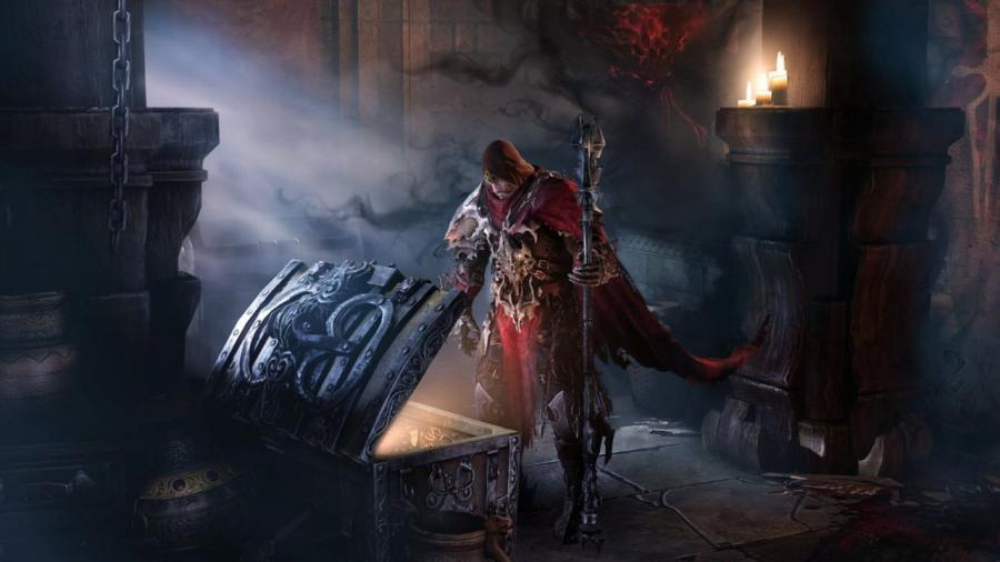 Lords of the Fallen - Monk Decipher DLC Screenshot 6