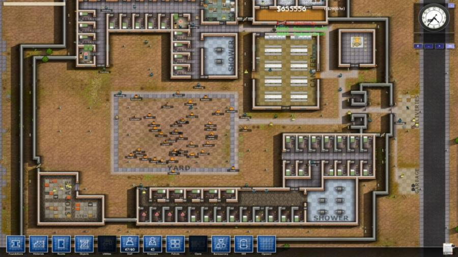 Prison Architect - Clé cadeau Steam Screenshot 7
