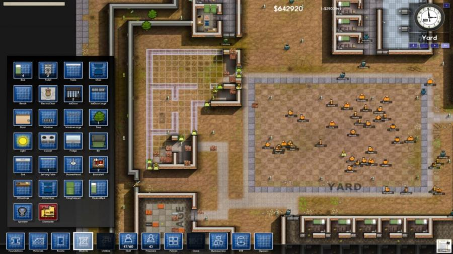 Prison Architect - Clé cadeau Steam Screenshot 5