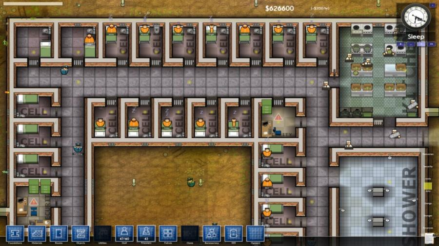 Prison Architect - Clé cadeau Steam Screenshot 6
