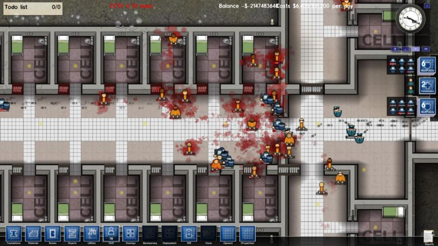 Prison Architect - Clé cadeau Steam Screenshot 1