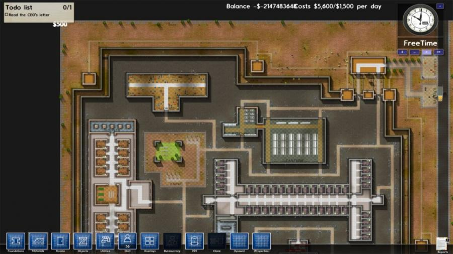 Prison Architect - Clé cadeau Steam Screenshot 8