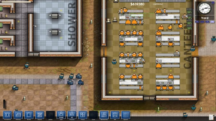 Prison Architect - Clé cadeau Steam Screenshot 3