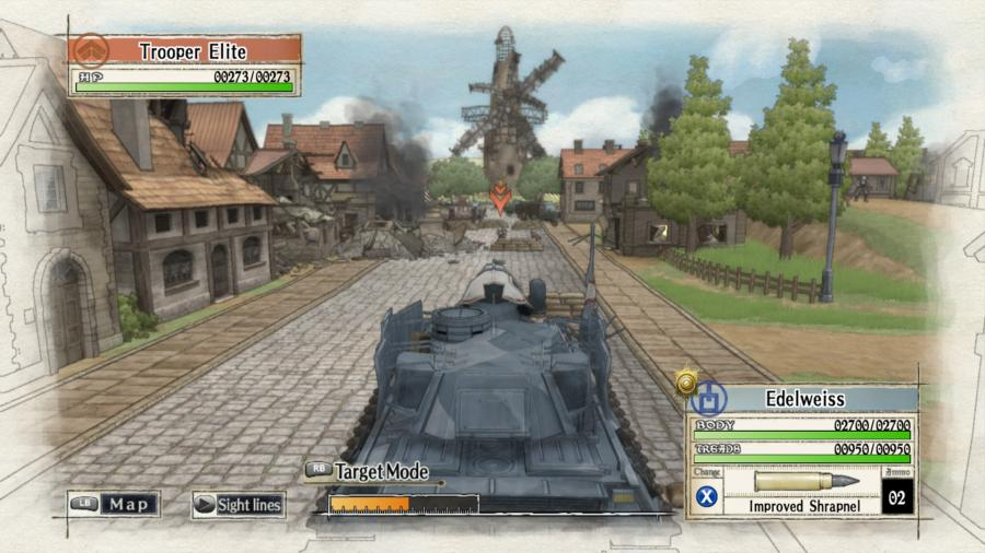 Valkyria Chronicles Screenshot 4