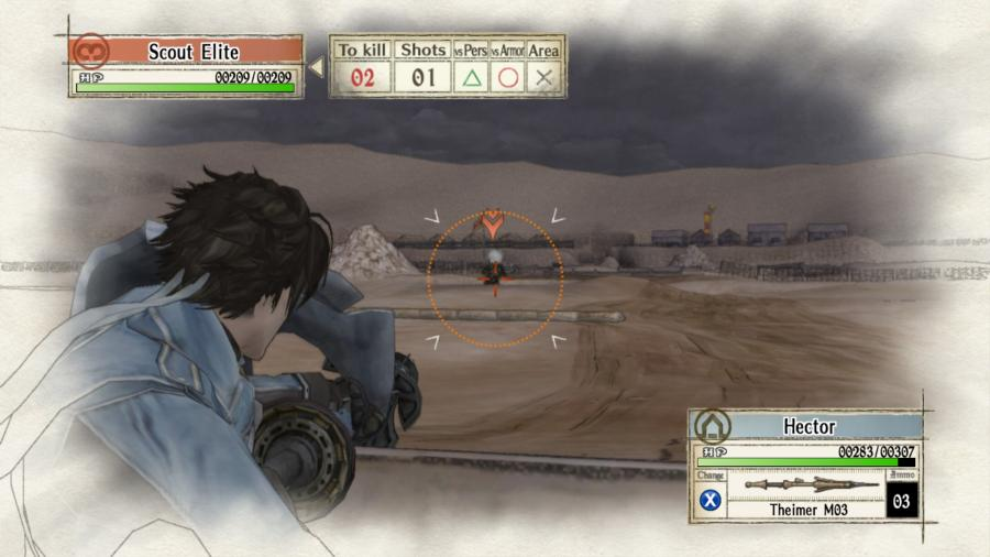 Valkyria Chronicles Screenshot 2