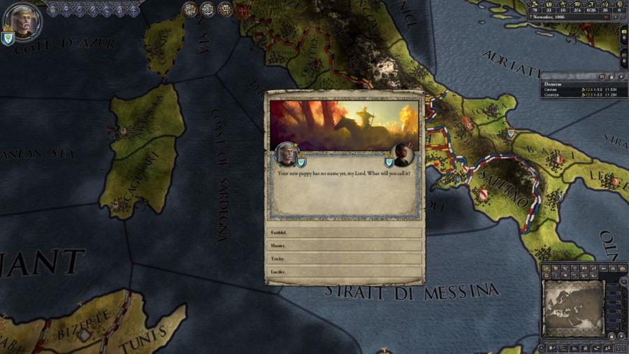 Crusader Kings II - Way of Life DLC Screenshot 3