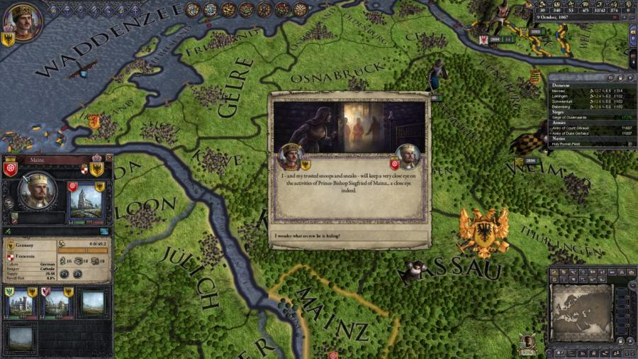 Crusader Kings II - Way of Life DLC Screenshot 2