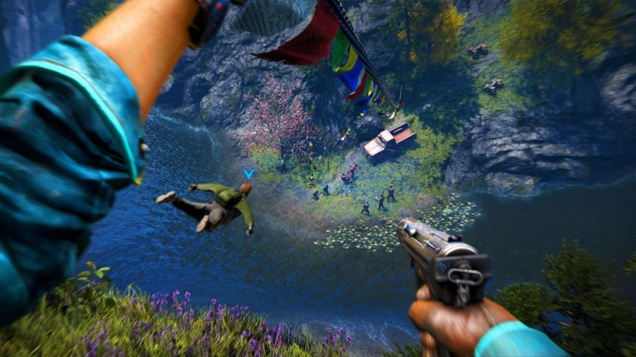 Far Cry 4 - Hurk Deluxe Pack DLC Screenshot 4