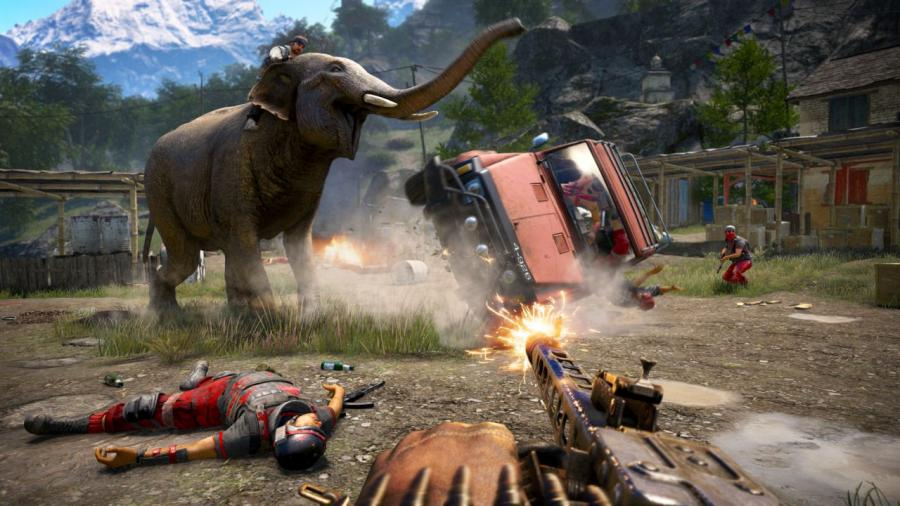 Far Cry 4 - Hurk Deluxe Pack DLC Screenshot 2