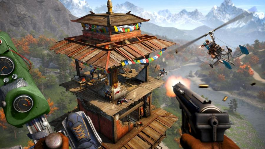 Far Cry 4 - Hurk Deluxe Pack DLC Screenshot 1