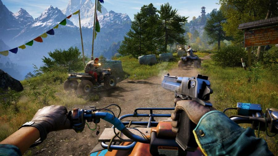 Far Cry 4 - Hurk Deluxe Pack DLC Screenshot 5