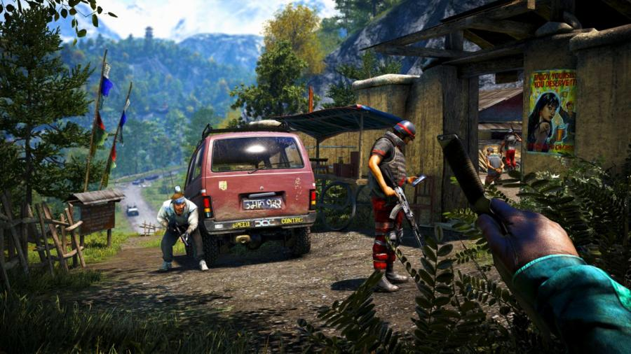 Far Cry 4 - Hurk Deluxe Pack DLC Screenshot 3