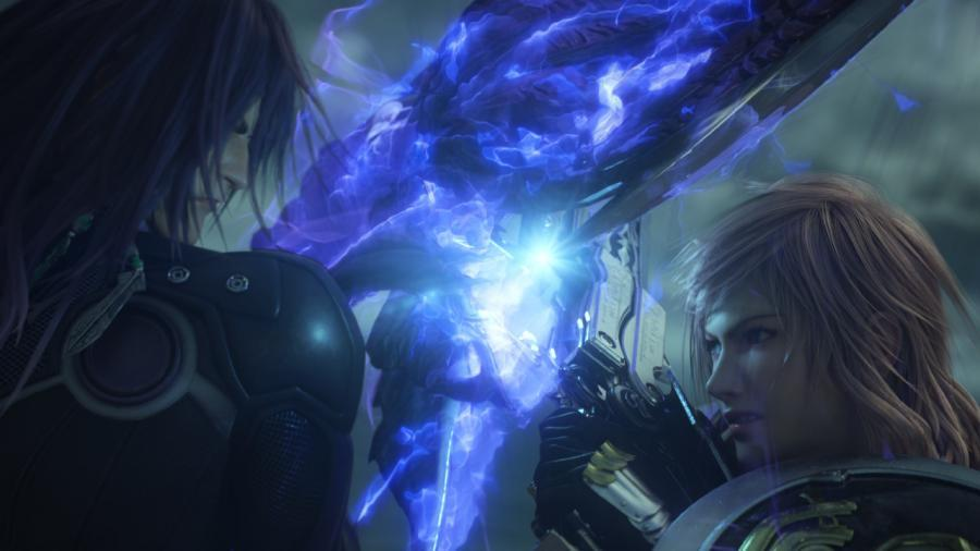 Final Fantasy XIII Compilation Screenshot 2