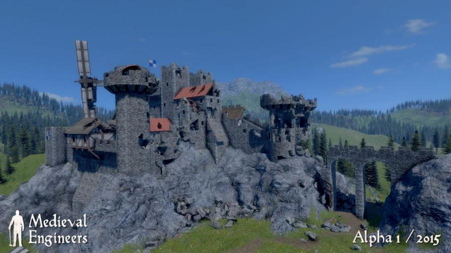 Medieval Engineers Screenshot 5