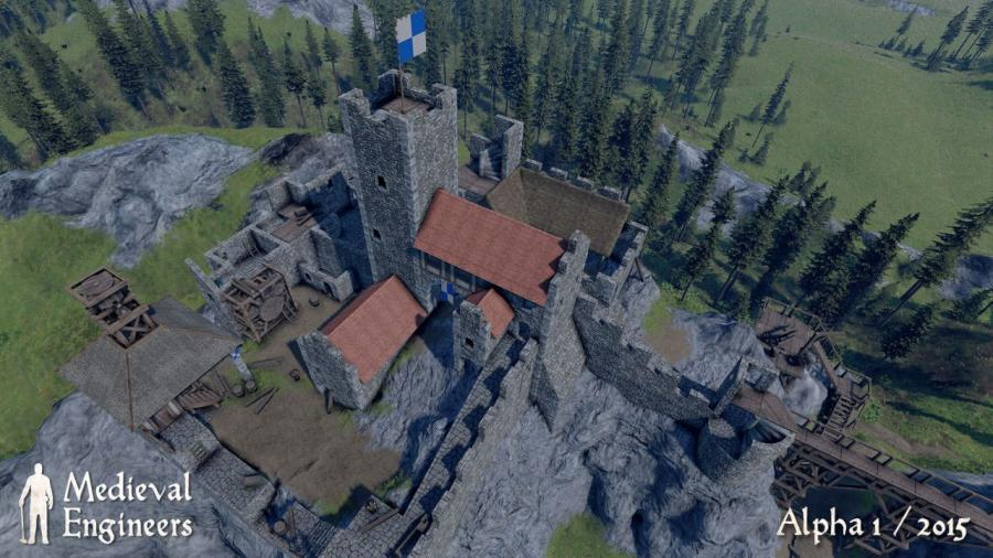 Medieval Engineers Screenshot 2