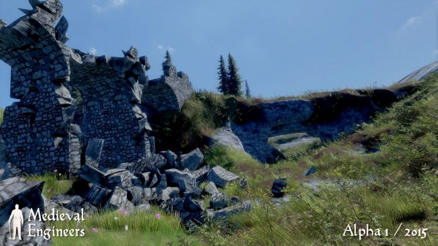 Medieval Engineers Screenshot 3