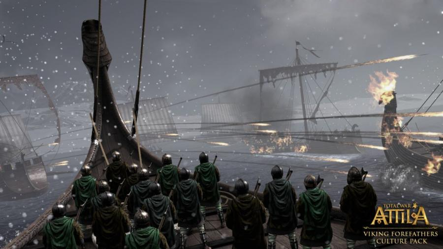 Total War Attila - Viking Forefathers Culture Pack (DLC) Screenshot 5