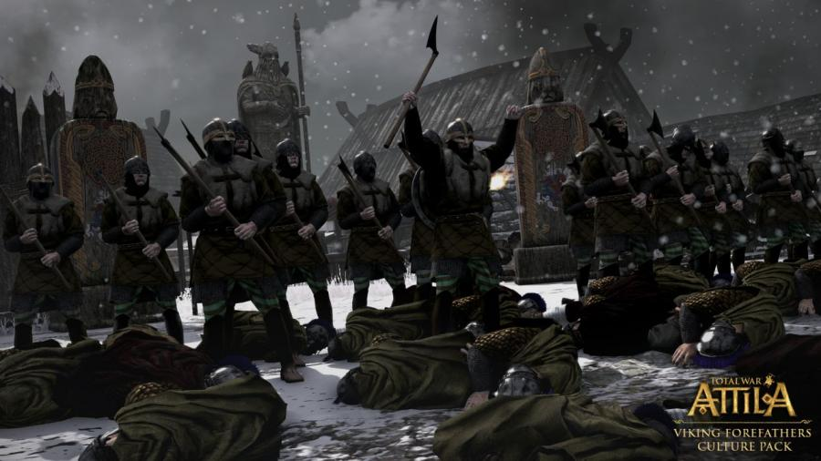 Total War Attila - Viking Forefathers Culture Pack (DLC) Screenshot 7