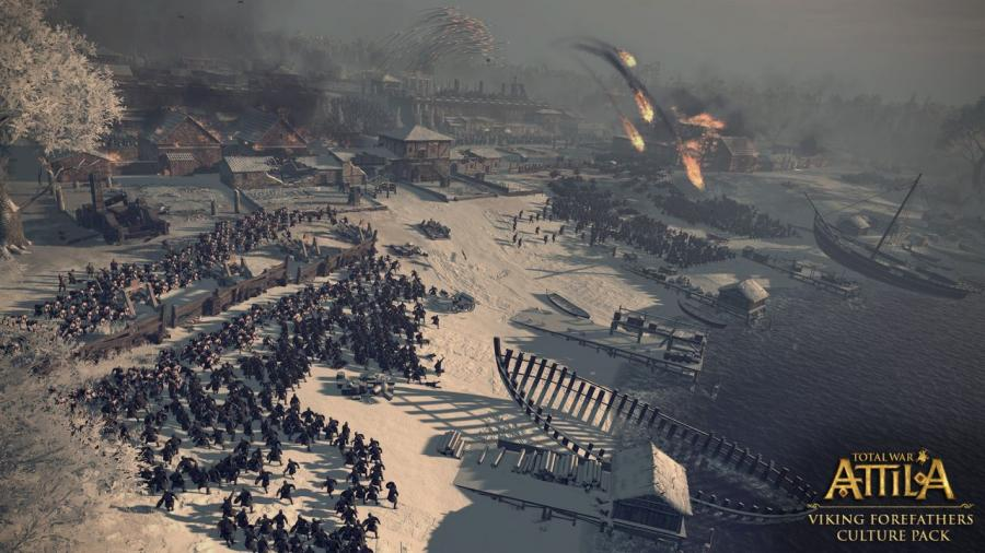 Total War Attila - Viking Forefathers Culture Pack (DLC) Screenshot 2