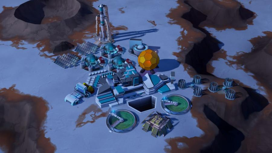 Offworld Trading Company Screenshot 3