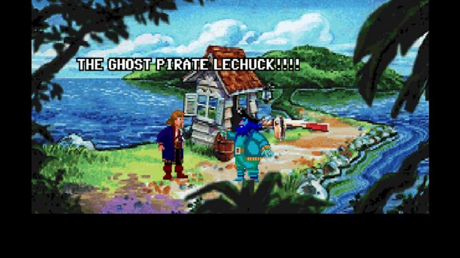 Monkey Island 2 - Special Edition Screenshot 3