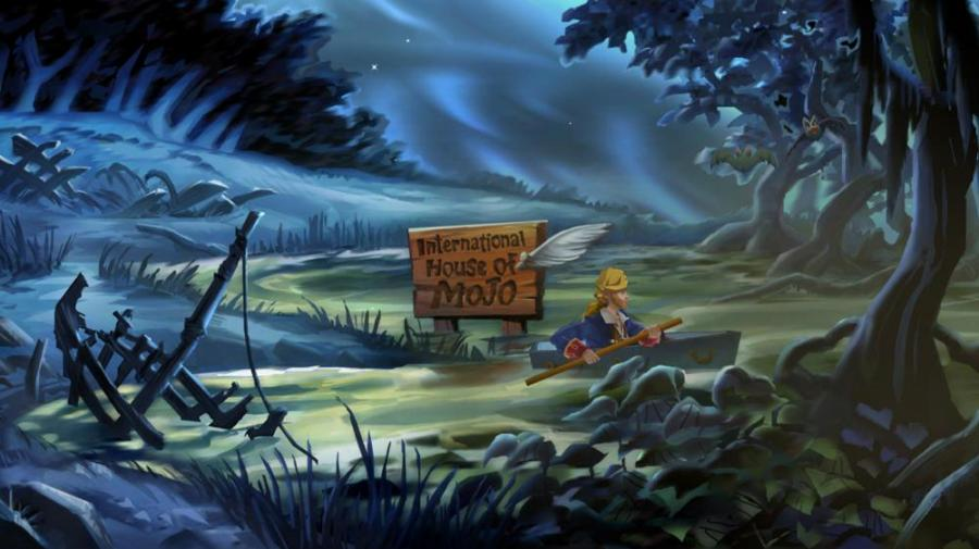 Monkey Island 2 - Special Edition Screenshot 7