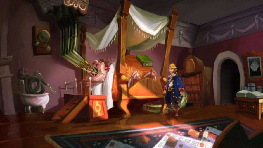 Monkey Island 2 - Special Edition Screenshot 4