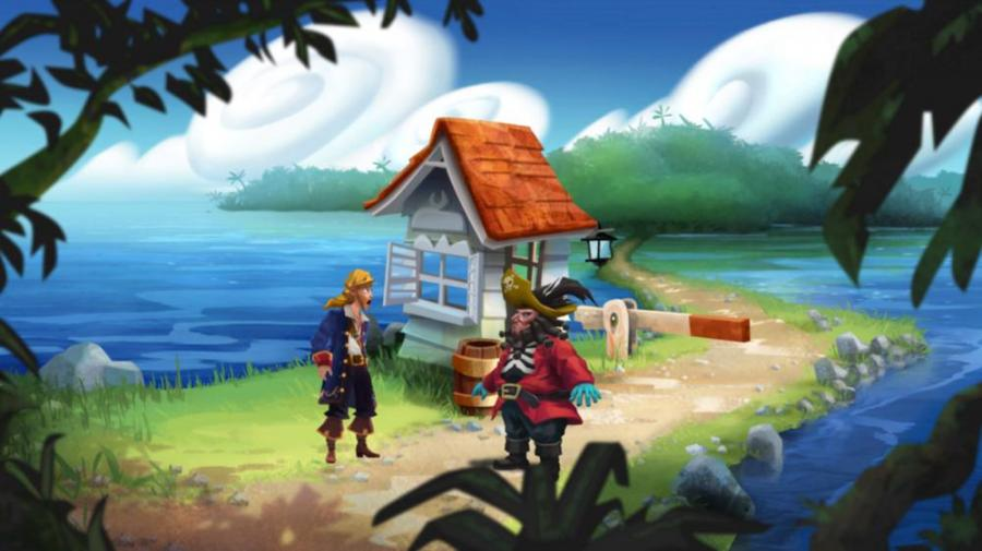 Monkey Island 2 - Special Edition Screenshot 2