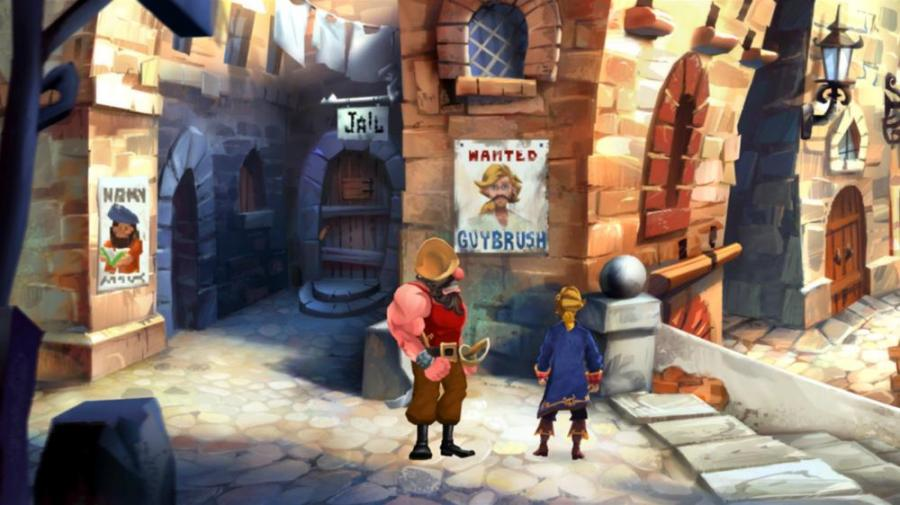 Monkey Island 2 - Special Edition Screenshot 8