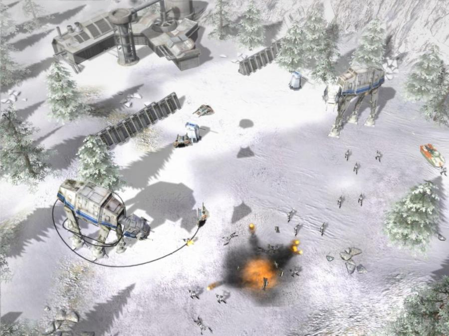 Star Wars Empire at War - Gold Pack Screenshot 4