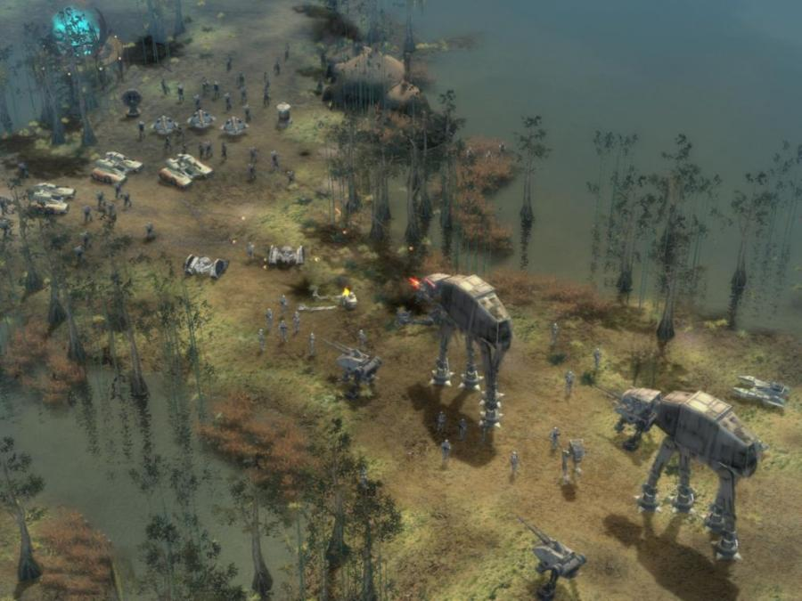 Star Wars Empire at War - Gold Pack Screenshot 8