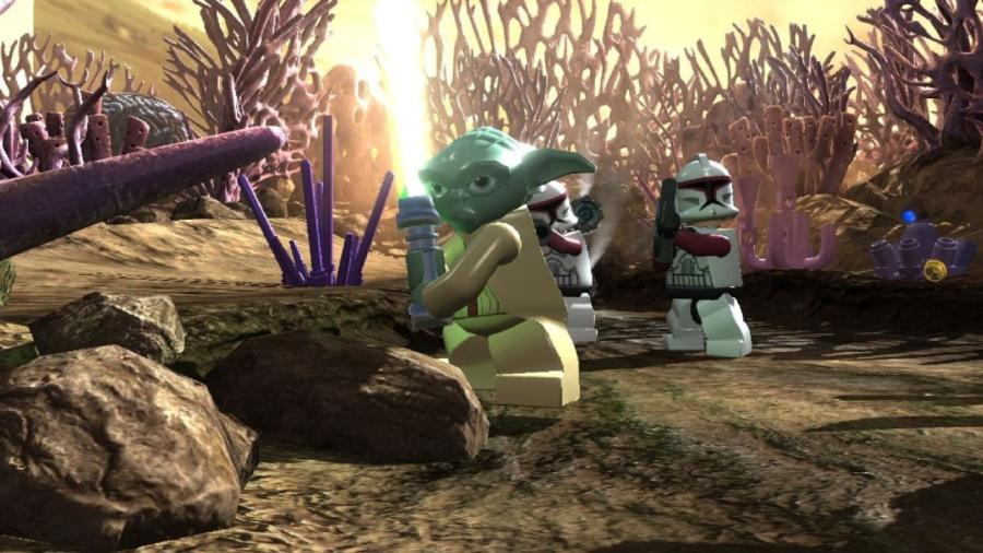 LEGO Star Wars III - The Clone Wars Screenshot 8