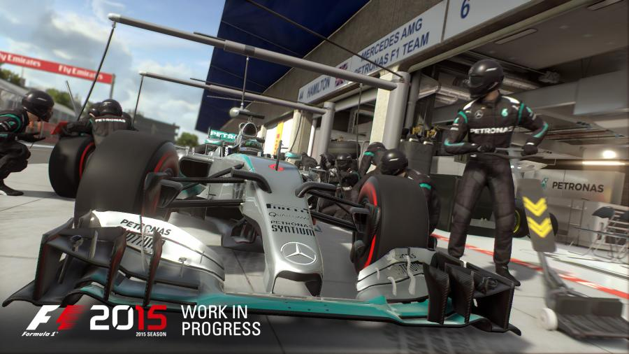 F1 2015 (Formule 1) Screenshot 2