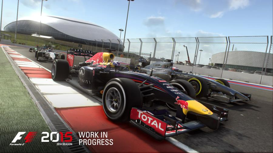 F1 2015 (Formule 1) Screenshot 5