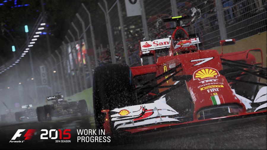 F1 2015 (Formule 1) Screenshot 6